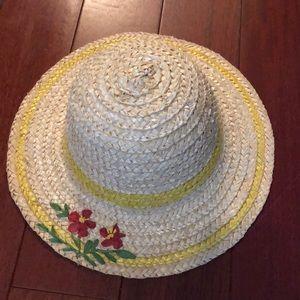 Girls Easter hat
